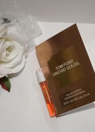 Tom ford orchid soleil оригинал!