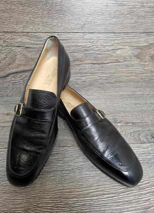 Туфли лоферы lidfort италия