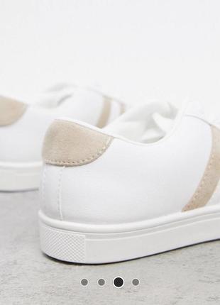 Білі кросівка london rebel 38розмір, нові
