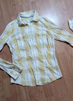 Рубашка клетка м