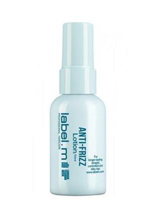 Разглаживающий лосьон label.m anti-frizz lotion