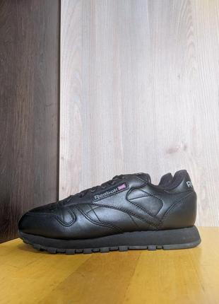 Кроссовки кожаные reebok classic