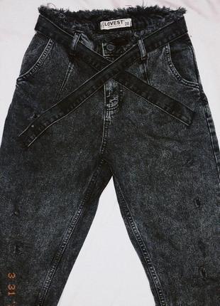 Mom jeans мом джинсы