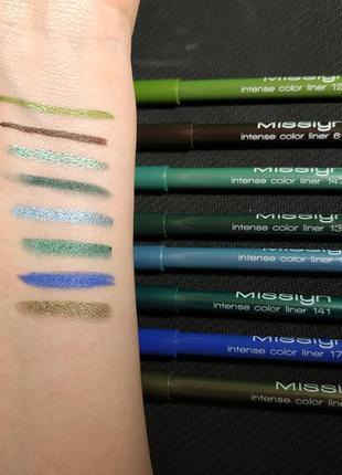 Карандаш misslyn intense color liner1 фото