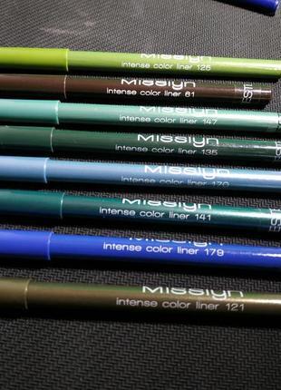 Карандаш misslyn intense color liner2 фото