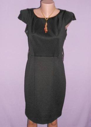 Красивое платье-футляр 12 размера