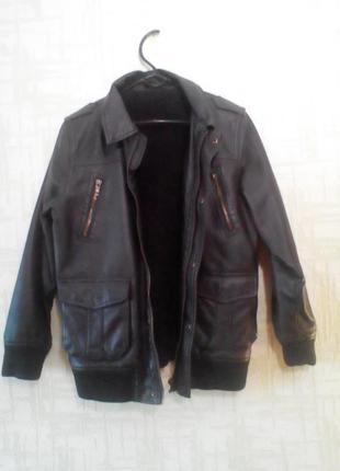 Куртка из натуральной кожи cherokee