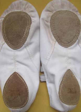 Чешки,балетки,обувь  для танцев,спорта,р.32с,grand prix4 фото