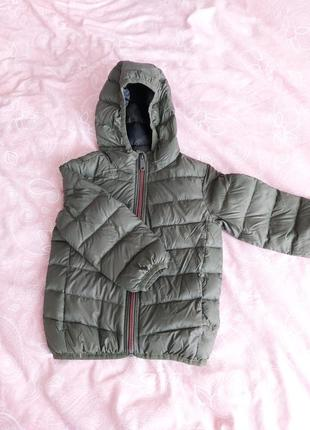Пухова курточка palomino