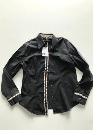 Рубашка burberry арт 3688