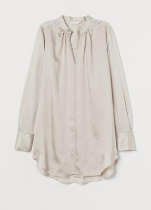 Распродажа рубашка блузка h&m р.40