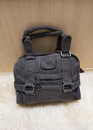 Фирменная  сумка diеsel