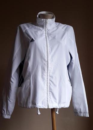 Стильная куртка ветровка adidas оригинал
