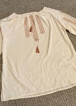 Сорочка вишита вышиванка вишиванка