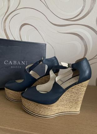 Туфли- босоножки, бренд gabani