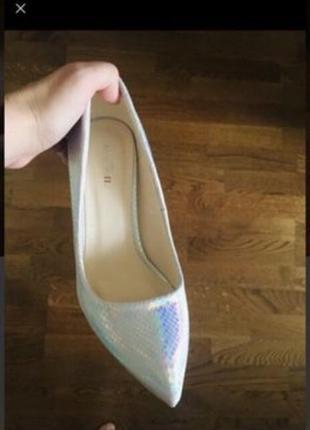Туфлі лодочки3 фото