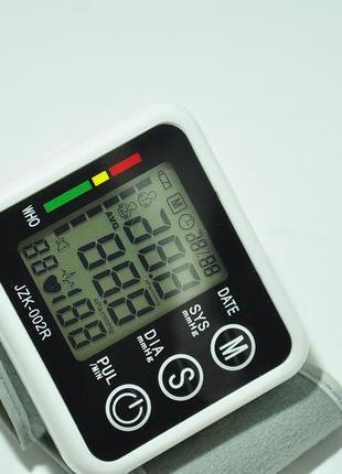 Уцінка! тонометр blood pressure monitor jzk-002r4 фото