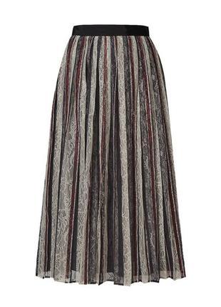 Трендовая юбка-плиссе от autograph (marks&spencer)