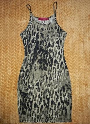 Платье boohoo s-xs