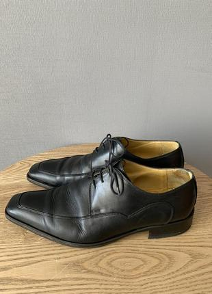 Navyboot мужские туфли натуральная кожа.