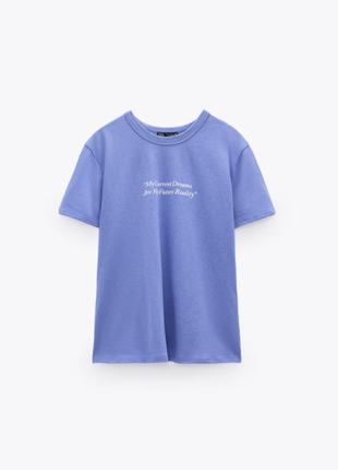 Базовые футболки zara