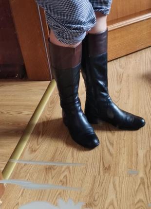 Шкіряні чоботи lambertazzi