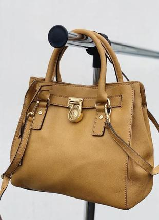 Сумка michael kors medium hamilton tote