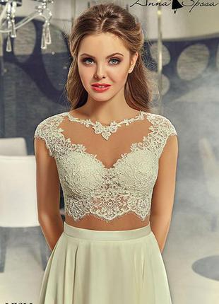 Свадебное платье lesli айвори