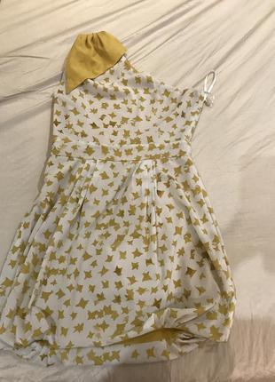Платье со звездочками denny rose