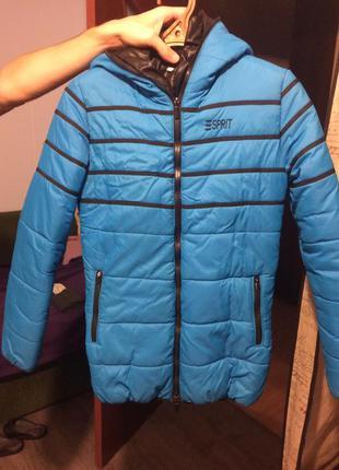 Зимова куртка spirit