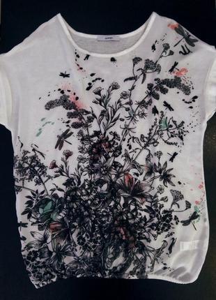 Блузка с цветочным принтом george