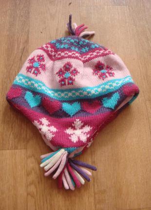 Cherokee шапка демисезонная размер 2-4 года