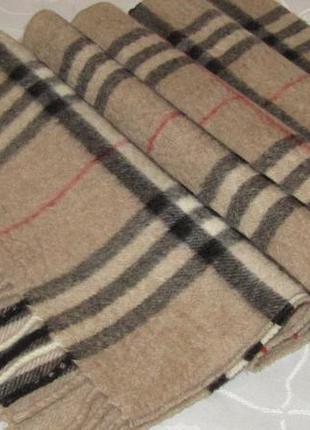 Модный , стильный шарф 100 % кашемир