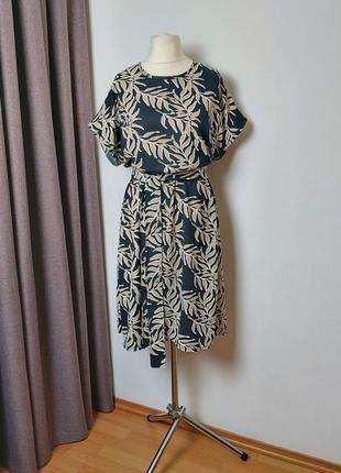 Очень красивое стильное трендовое платье