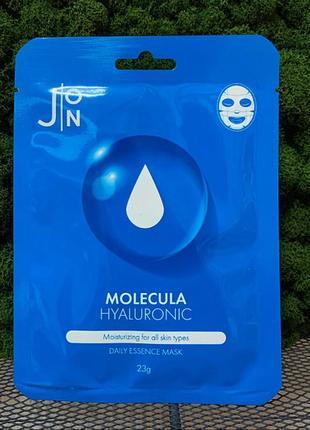 Тканевая маска с гиалуроновой кислотой j:on hyaluronic acid daily mask sheet