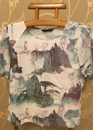 Очень красивая и стильная блузка