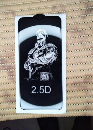 Xiaomi redmi note 8 pro защитное стекло full glue 2.5d king fire .