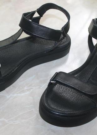 Распродажа , кожаные сандалии, 36-41р