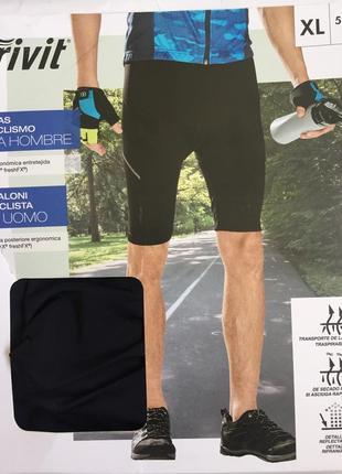 Мужские велосипедные шорты. бренд crivit