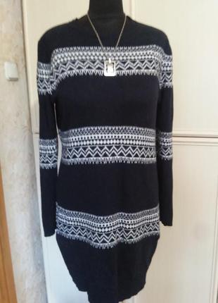 Платье-туника h&m р.xl.много вещей больших размеров