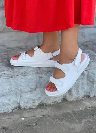 Распродажа сандалии . хит лета , кожаные сандалии,36-41р