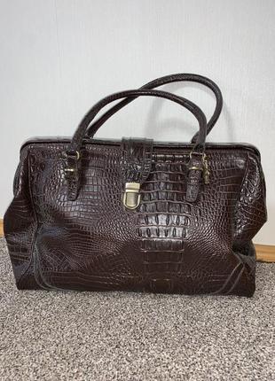 Стильная большая сумка 🧳 от friis company
