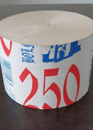 """Туалетний папір тм """"волинь"""" 250 ящик 48 штук (0147)"""