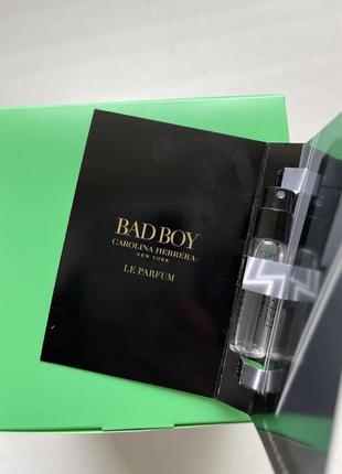 Парфюм bad boy eau de parfum