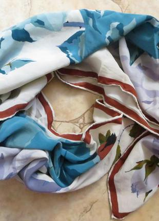 Платок шелковый gucci