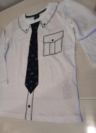 Джемпер-рубашка2 фото