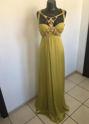 Шикарне максі плаття