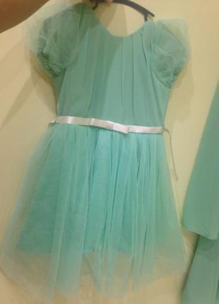 Платье мама дочка