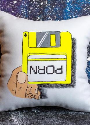 Уценка! декоративная подушка ручной работы