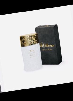 Milessime италия новые брендовые духи в слюде на подарок купила в италии